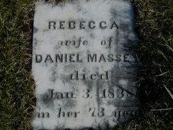Rebecca <I>Kelley</I> Massey