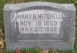 Mary <I>Hood</I> Mitchell