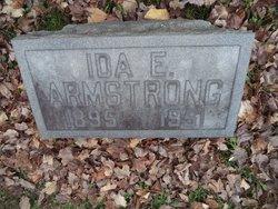 Ida Elizabeth <I>Cool</I> Armstrong