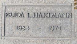 Frida Ida <I>Stuhr</I> Hartmann