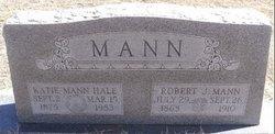 """Katherine Elizabeth """"Katie"""" <I>Staker</I> Hale Mann"""