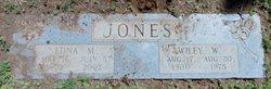"""Edna M """"Grannie"""" <I>Latham</I> Jones"""