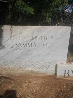 Bamma Omega <I>Walker</I> Bynum
