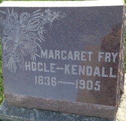 Margaret <I>Fry</I> Kendall