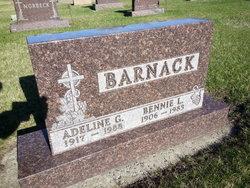 Adeline Gertrude <I>Guenther</I> Barnack