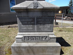 Cynthia <I>Cole</I> Bonney