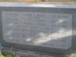 Ruth G. Riley