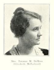 Elizabeth Lee <I>McFarland</I> DeMoss