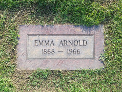 Emma Lou <I>Gains</I> Arnold
