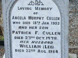 Angela <I>Murphy</I> Cullen