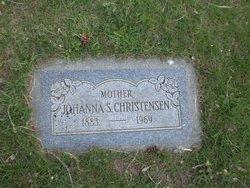 Johanna <I>Schranck</I> Christensen