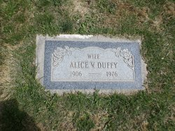 Alice Viola <I>Christensen</I> Duffy