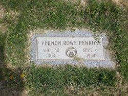 Vernon Rowe Penrose