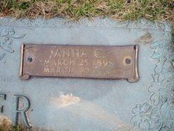 Anna C. <I>Parks</I> Confer