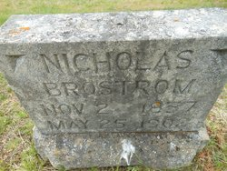 Nicholas Brostrom