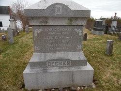 Lizzie Edith <I>Clifford</I> Decker