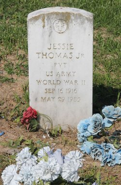 "Jessie ""Baby"" Thomas, Jr"