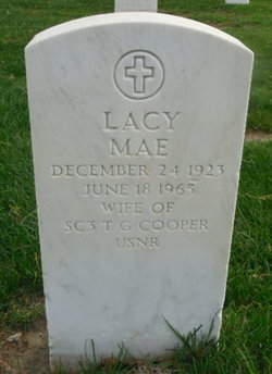 Lacy Mae Cooper