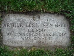 Pfc. Arthur Leon Van Heule