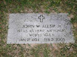 John William Allsip, Jr