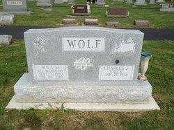 Nola Mary <I>Thackery</I> Wolf