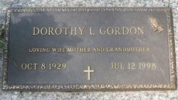 Dorothy L Gordon