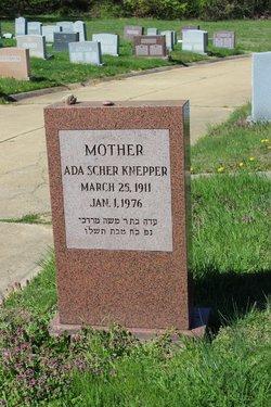 Ada <I>Scher</I> Knepper