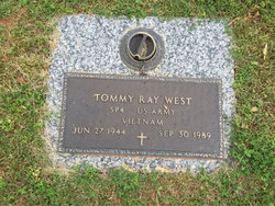 Tommy Ray West