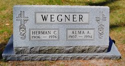 "Herman C. ""Farmer"" Wegner"