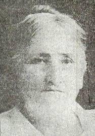 Margaret Jane <I>Rowden</I> Benage