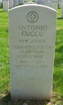 Antonio Cuccu