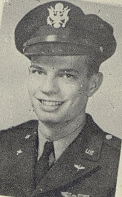 2Lt Charles A. Barr