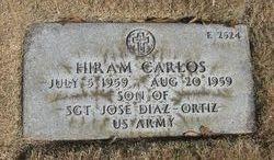 Hiram Carlos Diaz
