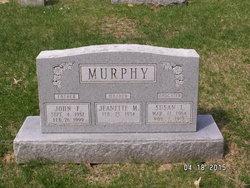 John F Murphy