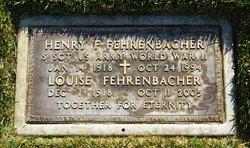Henry F Fehrenbacher