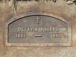 Octavia Mary <I>Wagner</I> Villers
