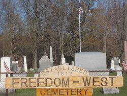 Freedom West Cemetery