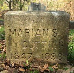 Marian <I>Southgate</I> Cutting