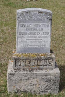 "Jane Joanna ""Jennie"" Greville"