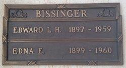 Edna Ethel <I>Davis</I> Bissinger
