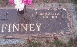 """Margaret Ann """"Maggie"""" <I>Duker</I> Finney"""