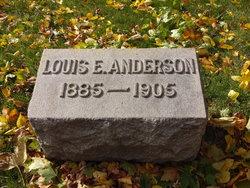 Louis E Anderson