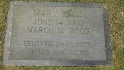 Mary Kass