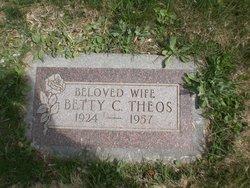 Betty Jane <I>Collins</I> Theos