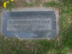 Clarence Byron Cain