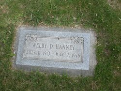Welby Dailey Hanney