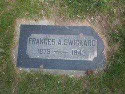 Frances <I>Andersen</I> Swickard