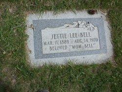 Jettie Lee <I>Ramey</I> Bell