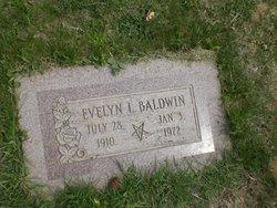 Evelyn L Baldwin