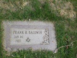 Frank Raymond Baldwin